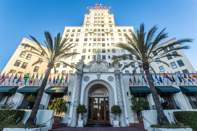 702 Ash Street #1001, San Diego, CA 92101 (#180014501) :: Neuman & Neuman Real Estate Inc.