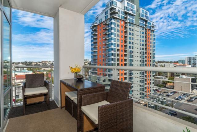 425 W Beech Street #1458, San Diego, CA 92101 (#180014538) :: Neuman & Neuman Real Estate Inc.