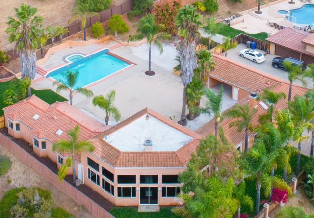 2014 Brookhurst Drive, El Cajon, CA 92019 (#180014770) :: Heller The Home Seller