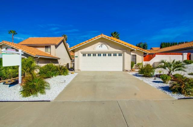 814 Lanewood Pl, Escondido, CA 92026 (#180014812) :: The Yarbrough Group