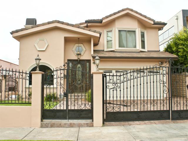 631 N Sierra Bonita, Los Angeles, CA 90036 (#180014894) :: Keller Williams - Triolo Realty Group