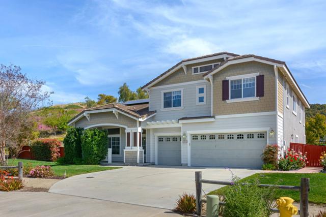 304 Hidden Trails Rd, Escondido, CA 92027 (#180014913) :: The Houston Team | Coastal Premier Properties