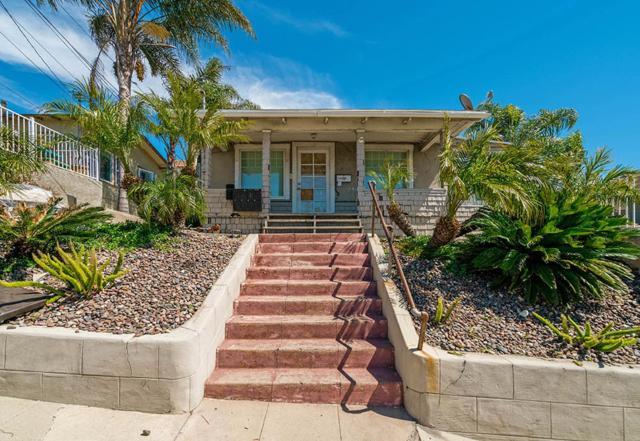 2629 Columbia St, San Diego, CA 92103 (#180014942) :: The Houston Team | Coastal Premier Properties