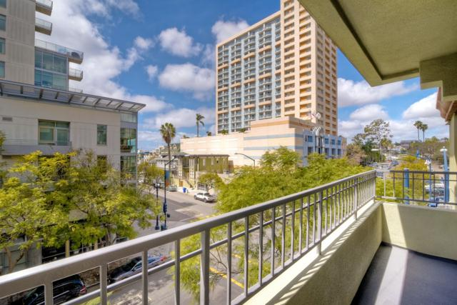 1501 Front St #309, San Diego, CA 92101 (#180015007) :: The Yarbrough Group