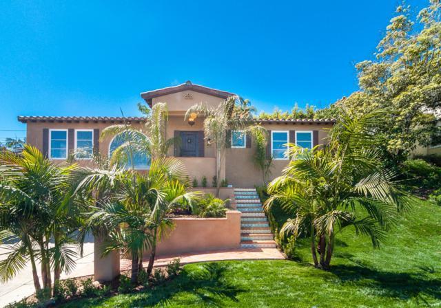3845 La Cresta Drive, San Diego, CA 92107 (#180015230) :: KRC Realty Services