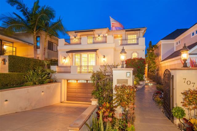 707 Guadalupe Ave, Coronado, CA 92118 (#180015247) :: Neuman & Neuman Real Estate Inc.