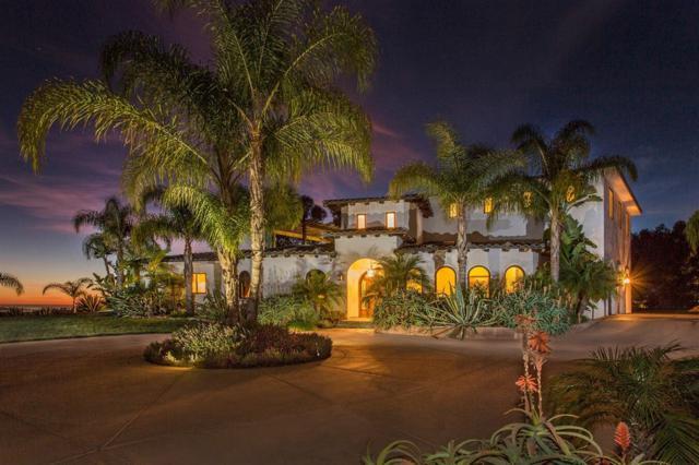 3544 Lone Hill Ln, Encinitas, CA 92024 (#180015406) :: Heller The Home Seller