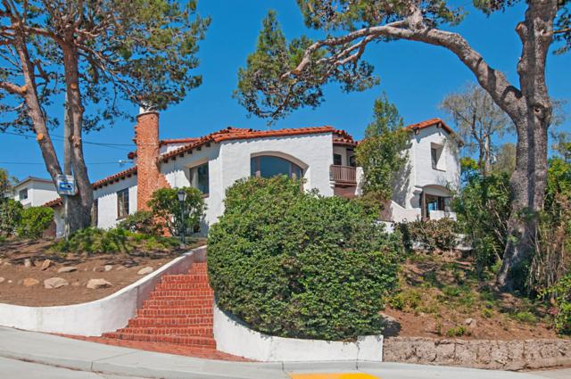 2406 Locust St, San Diego, CA 92106 (#180015462) :: The Houston Team | Coastal Premier Properties