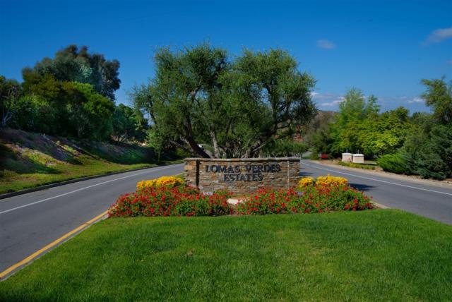 0000 Corte Lomas Verdes #8, Poway, CA 92064 (#180015558) :: The Yarbrough Group