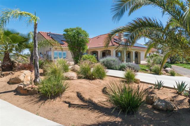 18757 Rangeland Rd, Ramona, CA 92065 (#180015575) :: Impact Real Estate