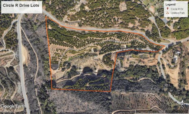 15.94 acres Circle R Drive #0, Valley Center, CA 92026 (#180015698) :: Coldwell Banker Residential Brokerage