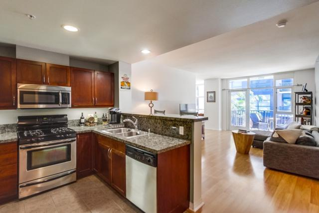 530 K St #301, San Diego, CA 92101 (#180015797) :: Whissel Realty