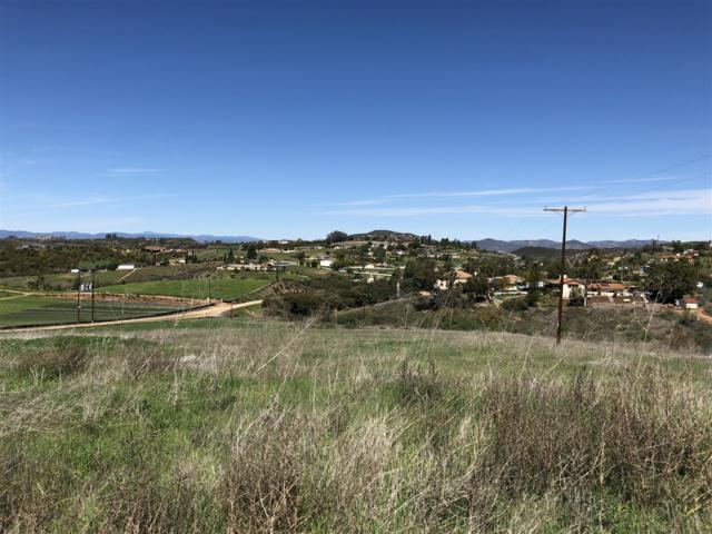 9 Lots Rodriquez Road Lots 1-9, Escondido, CA 92026 (#180015831) :: Keller Williams - Triolo Realty Group