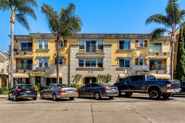 7575 Eads Ave #305, La Jolla, CA 92037 (#180016055) :: Heller The Home Seller