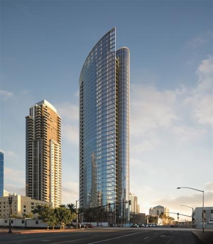 888 W E Street #906, San Diego, CA 92101 (#180016157) :: Ghio Panissidi & Associates