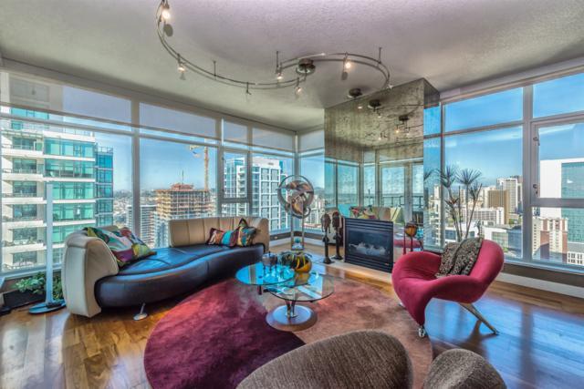 1199 Pacific Hwy #3202, San Diego, CA 92101 (#180016388) :: Neuman & Neuman Real Estate Inc.