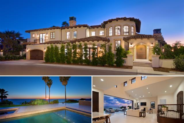5490 Calumet Ave, La Jolla, CA 92037 (#180016788) :: Neuman & Neuman Real Estate Inc.