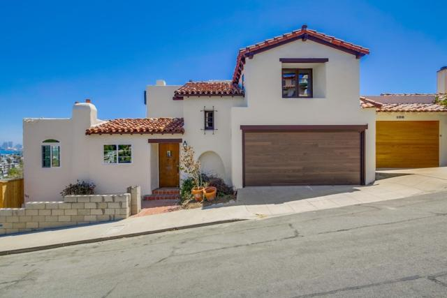 945 Harbor View Dr, San Diego, CA 92106 (#180016907) :: Whissel Realty