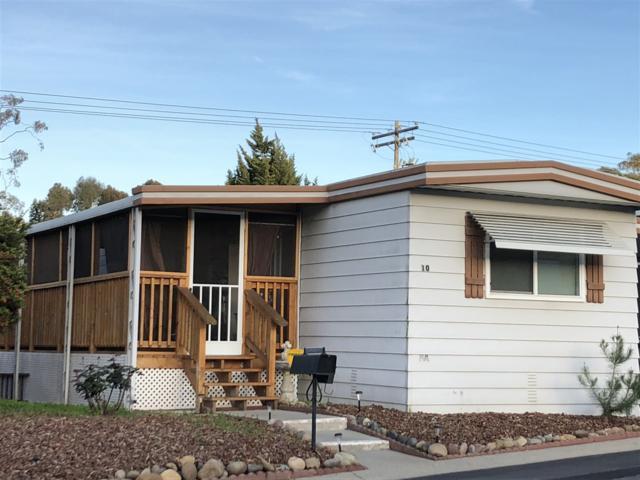 444 N El Camino Real #10, Encinitas, CA 92024 (#180017061) :: Heller The Home Seller