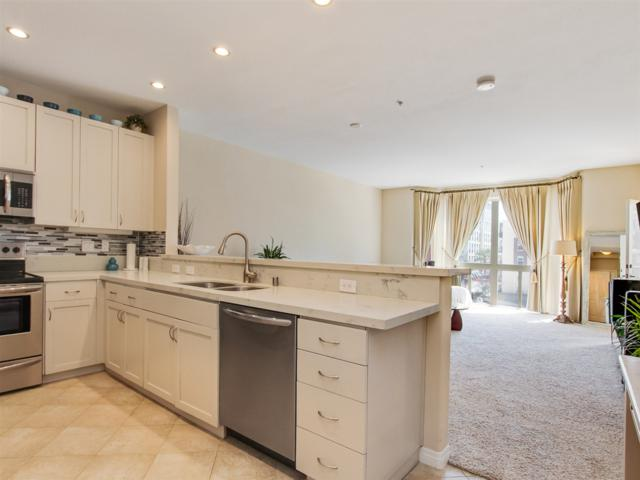 330 J St #407, San Diego, CA 92101 (#180017225) :: Whissel Realty