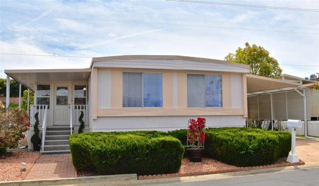 1145 E Barham Drive #129, San Marcos, CA 92078 (#180017298) :: Whissel Realty