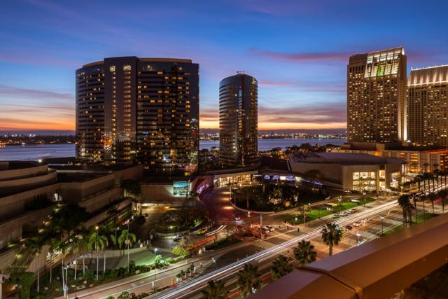 100 Harbor Drive #1405, San Diego, CA 92101 (#180017360) :: Whissel Realty