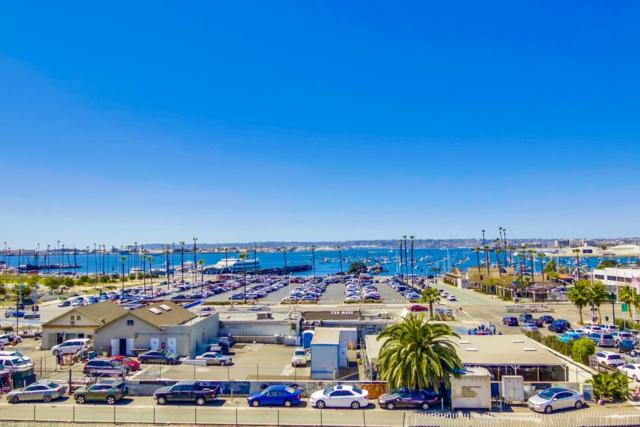 941 W Hawthorn St #9, San Diego, CA 92101 (#180017367) :: The Yarbrough Group