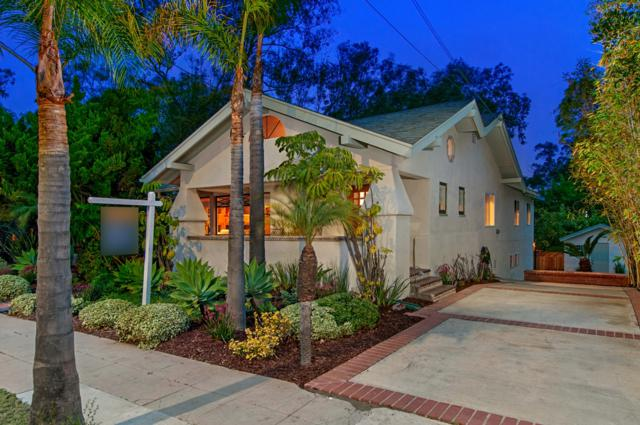 3675 Eagle St, San Diego, CA 92103 (#180017434) :: Douglas Elliman - Ruth Pugh Group