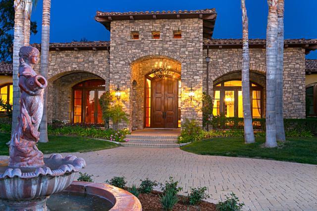 6064 Avenida Cuatro Vientos, Rancho Santa Fe, CA 92067 (#180017463) :: Heller The Home Seller