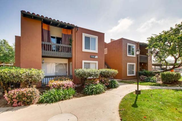 17081 W Bernardo Dr #205, San Diego, CA 92127 (#180017575) :: Keller Williams - Triolo Realty Group