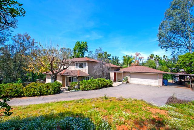 11458 Valle Vista Road, Lakeside, CA 92040 (#180017835) :: Whissel Realty