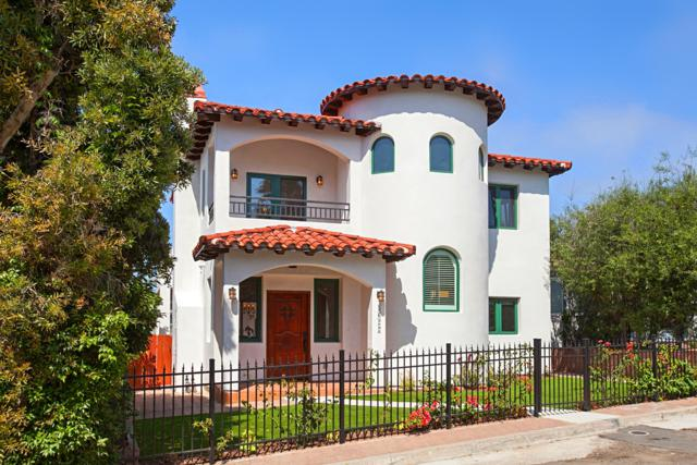 5622 Taft Ave, La Jolla, CA 92037 (#180017968) :: Neuman & Neuman Real Estate Inc.