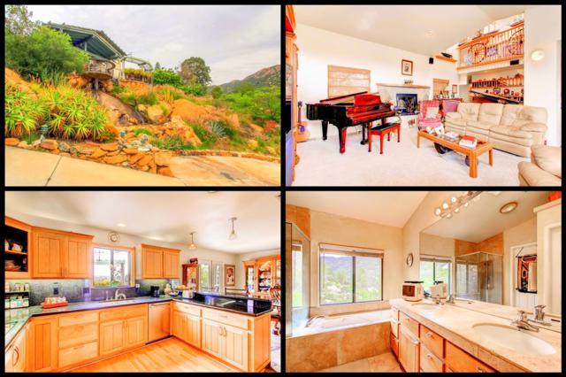 16548 Daza Drive, Ramona, CA 92065 (#180018066) :: Neuman & Neuman Real Estate Inc.