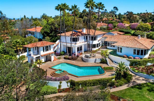 6881 Via Cuesta Mansa, Rancho Santa Fe, CA 92067 (#180018113) :: Heller The Home Seller
