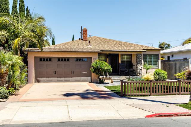 816 Pacific Beach Drive, San Diego, CA 92109 (#180018352) :: Whissel Realty