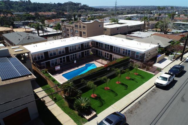 5747 Lauretta, San Diego, CA 92110 (#180018597) :: Coldwell Banker Residential Brokerage