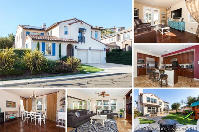 894 Antilla Way, San Marcos, CA 92078 (#180018732) :: Neuman & Neuman Real Estate Inc.