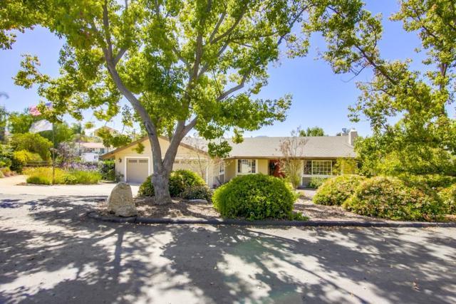 1941 Vista Grande (Private Rd), El Cajon, CA 92019 (#180018873) :: Bob Kelly Team
