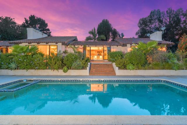 17174 El Vuelo, Rancho Santa Fe, CA 92067 (#180018896) :: Whissel Realty