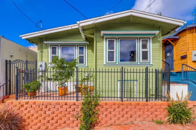 2114 2nd Ave, San Diego, CA 92101 (#180018976) :: Whissel Realty