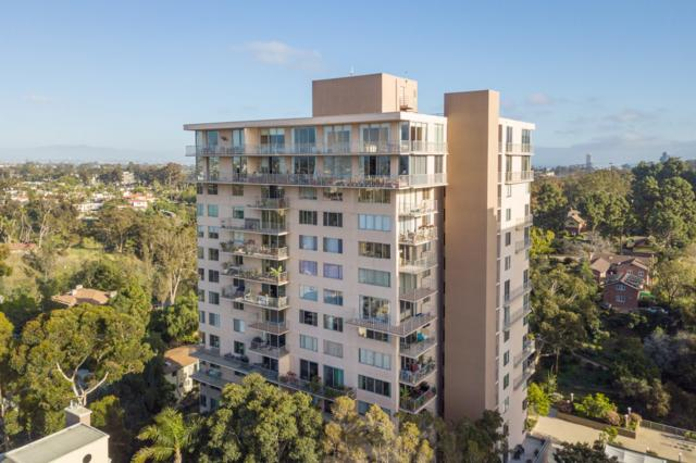 3635 7th Ave 8E, San Diego, CA 92103 (#180018983) :: The Yarbrough Group