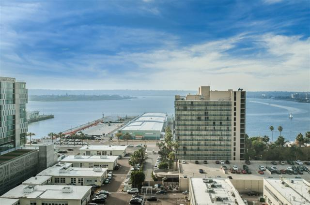 1205 Pacific Hwy #1505, San Diego, CA 92101 (#180019048) :: Keller Williams - Triolo Realty Group