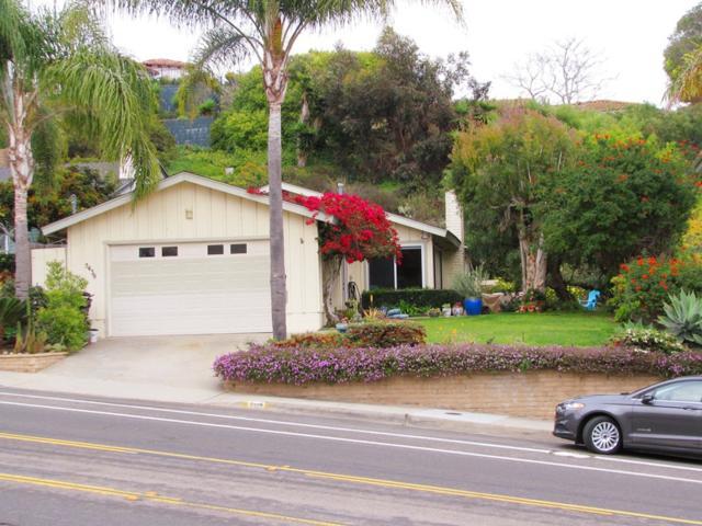5439 La Jolla Mesa Dr, La Jolla, CA 92037 (#180019194) :: Whissel Realty