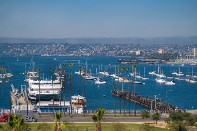 1780 Kettner Blvd #709, San Diego, CA 92101 (#180019221) :: The Yarbrough Group