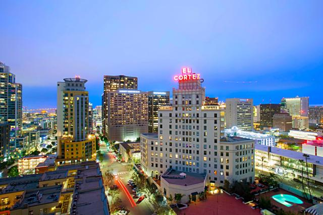 702 Ash Street #508, San Diego, CA 92101 (#180019272) :: Keller Williams - Triolo Realty Group
