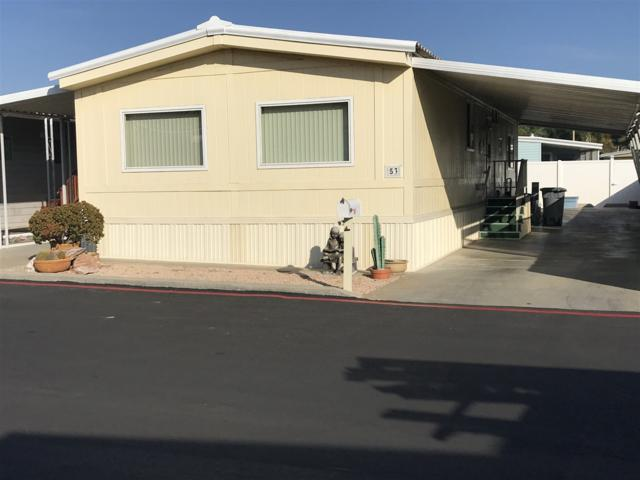 1401 El Norte Pkwy Spc 53, San Marcos, CA 92069 (#180019382) :: Whissel Realty