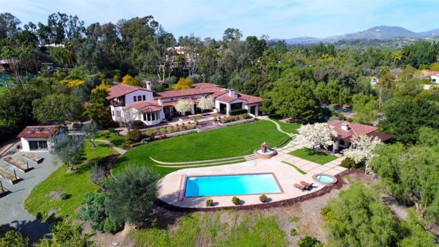 17442 El Vuelo, Rancho Santa Fe, CA 92067 (#180019591) :: Whissel Realty