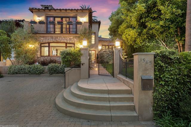1385 Park Row, La Jolla, CA 92037 (#180019712) :: The Houston Team | Coastal Premier Properties
