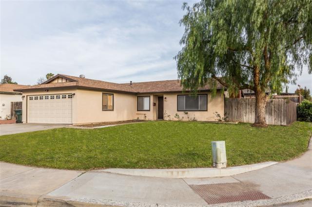 1301 York Avenue, Escondido, CA 92027 (#180019792) :: Neuman & Neuman Real Estate Inc.