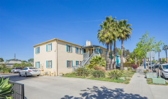 1820-1826 Adams Ave, San Diego, CA 92116 (#180019970) :: Keller Williams - Triolo Realty Group